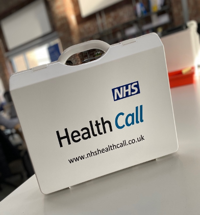 Health Call Home Box